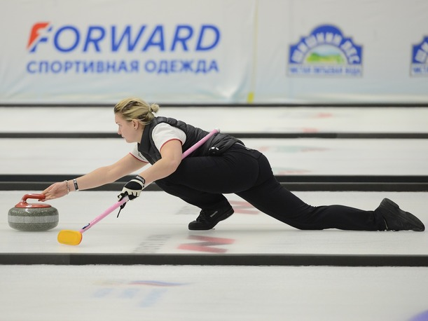 FORWARD – партнер Международного турнира по керлингу World Curling Tou