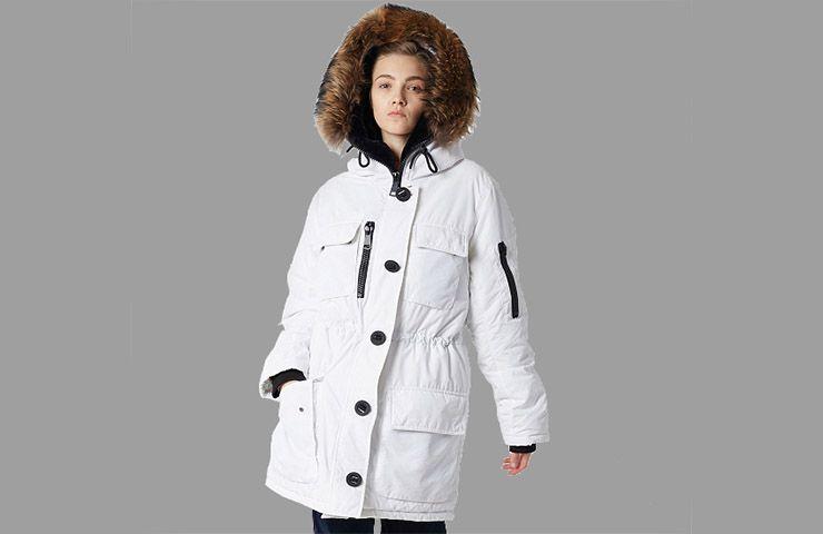 Куртка утепленная женская FORWARD