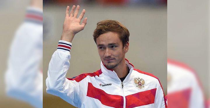 Победа Даниила Медведева в финале US Open!