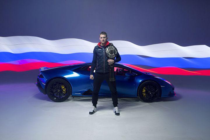 Владимир Минеев - амбассадор Forward!