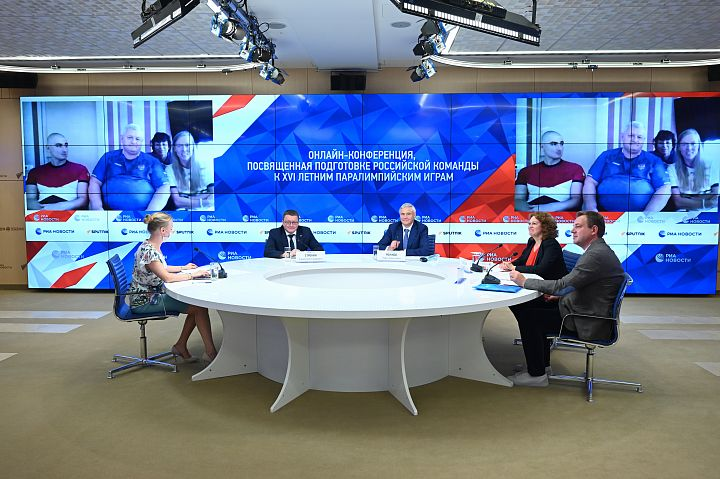 Российские паралимпийцы готовятся к будущим завоеваниям в Токио